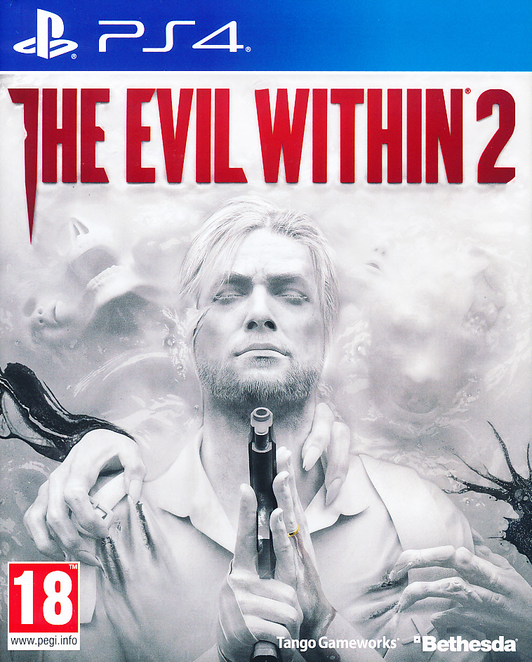 "Packshot for ""The Evil Within 2 PS4"""