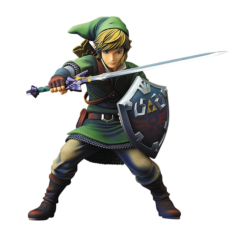 """Packshot for """"Zelda Skyward Sword Link PVC Figure"""""""