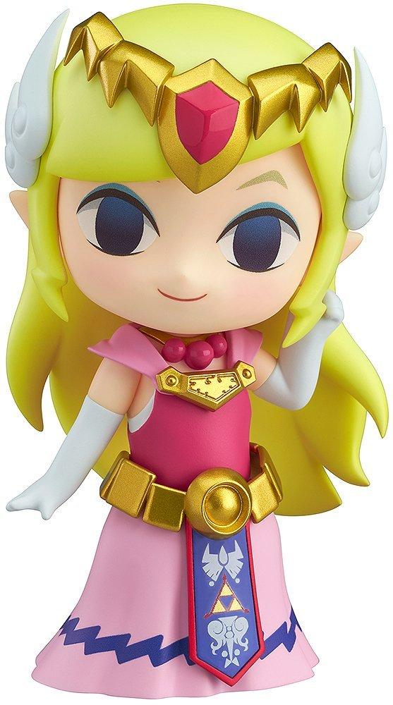 """Packshot for """"Nendoroid Zelda Wind Waker Zelda HD"""""""