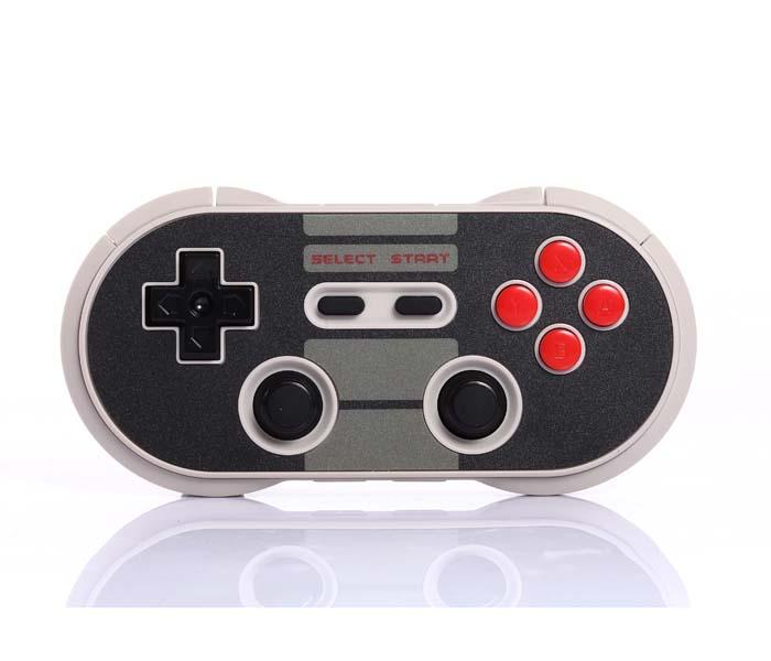 "Packshot for ""8bitdo NES30 Pro Bluetooth Gamepad"""