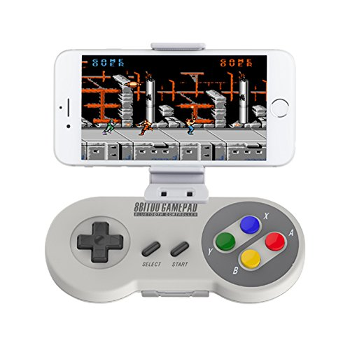 "Packshot for ""8bitdoGamepad Xtander SFC30/SNES30"""