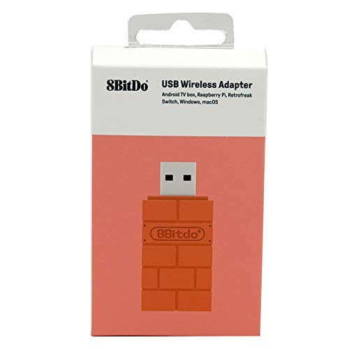 "Packshot for ""8Bitdo USB Wireless Adapter"""