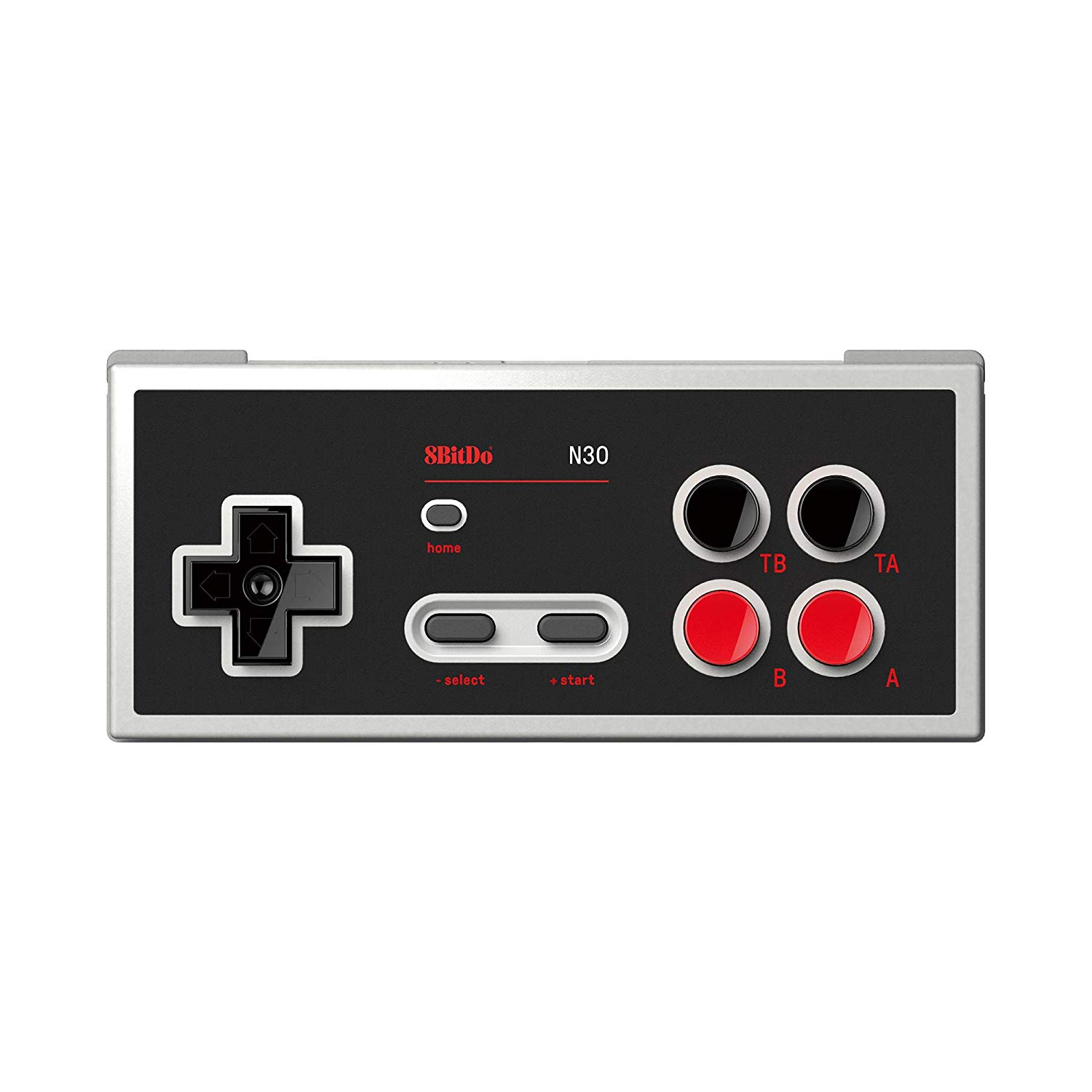 "Packshot for ""8bitdo N30 BT Gamepad NS Edition"""