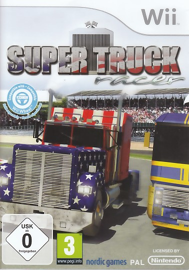 Super Truck Racer PAL WII (Exclue) [FS][DF]