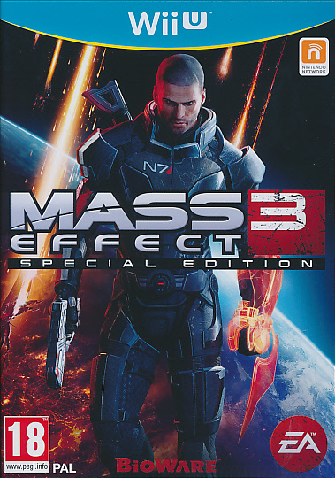 "Packshot for ""Mass Effect 3 Special Ed. WIIU"""
