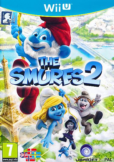 "Packshot for ""Smurfs 2 NORD WIIU"""
