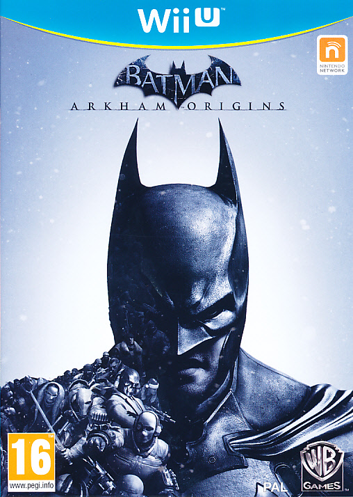 "Packshot for ""Batman Arkham Origins Legend.EdWIIU"""