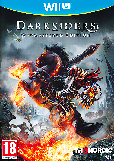 "Packshot for ""Darksiders Warmastered Ed. WIIU"""