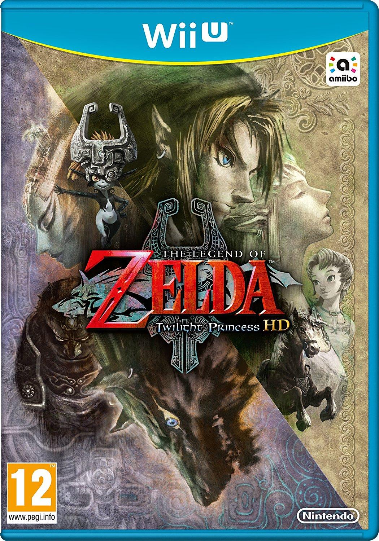 "Packshot for ""Legend of Zelda Twilight Princ WIIU"""