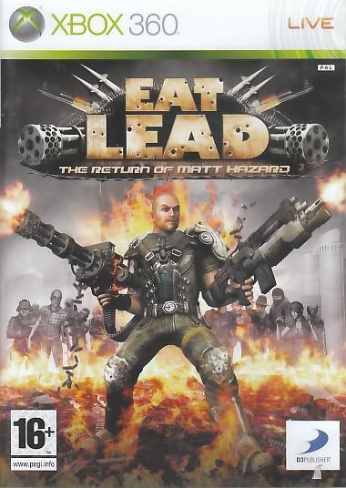 """Packshot for """"Eat Lead RFX360"""""""