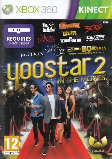 "Packshot for ""Yoostar 2 KINECT RFX360"""