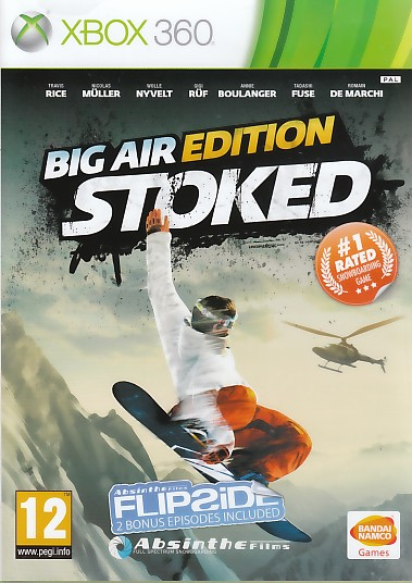"Packshot for ""StokEd Big Air Edition X360"""