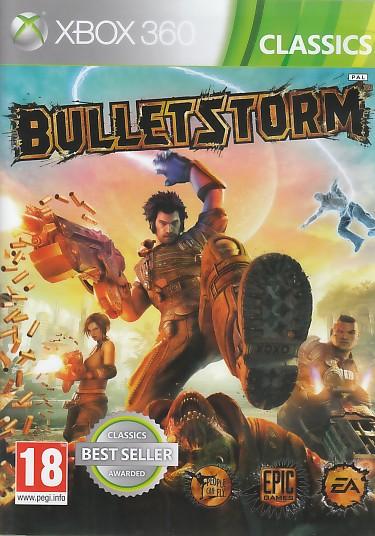 """Packshot for """"Bulletstorm CLASS RFX360"""""""