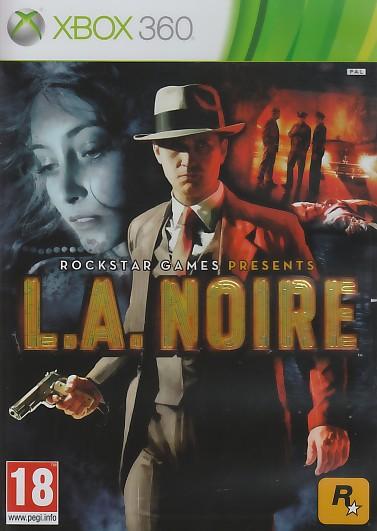 "Packshot for ""L.A. Noire X360"""