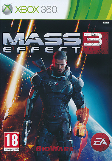"Packshot for ""Mass Effect 3 NORD X360"""