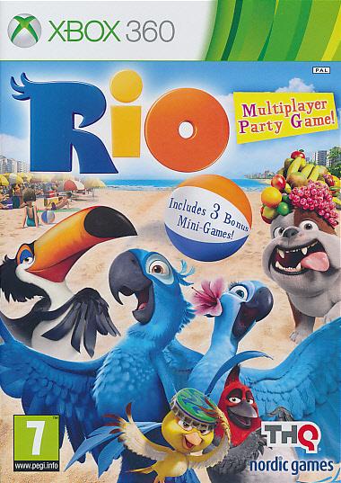 """Packshot for """"Rio X360"""""""