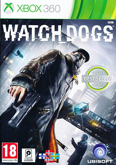 "Packshot for ""Watch Dogs NORD CLASS X360"""