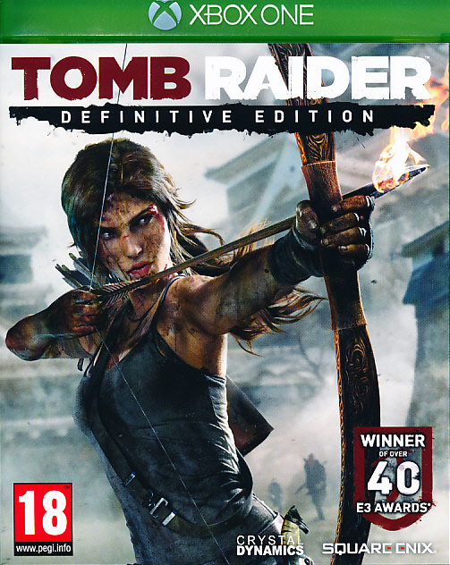 "Packshot for ""Tomb Raider Definitive Ed. XBO"""