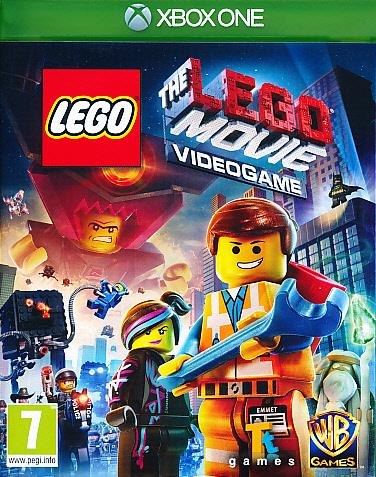 "Packshot for ""Lego Movie Videogame XBO"""