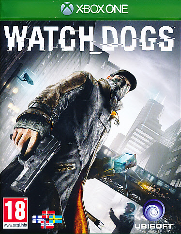 "Packshot for ""Watch Dogs NORD XBO"""