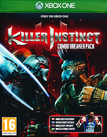 "Packshot for ""Killer Instinct NORD XBO"""