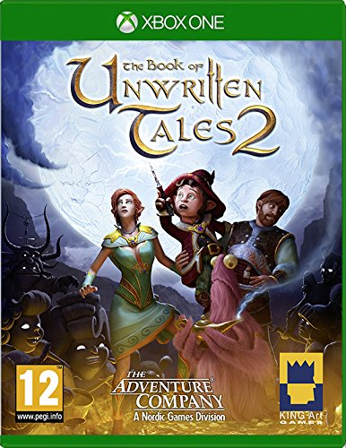 "Packshot for ""Book of Unwritten Tales 2 XBO"""
