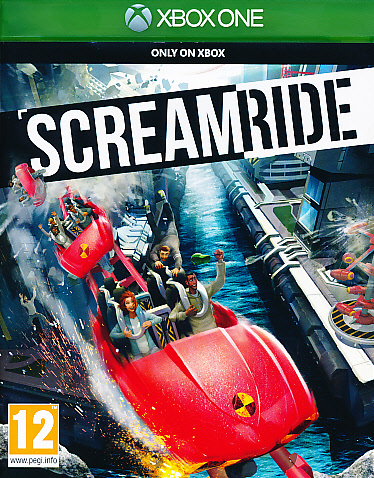 "Packshot for ""Screamride NORD XBO"""