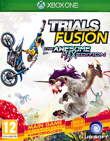 "Packshot for ""Trials Fusion Awesome Max Ed. XBO"""
