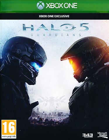 """Packshot for """"Halo 5 Guardians XBO"""""""