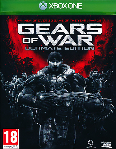 "Packshot for ""Gears of War Ultimate Ed. XBO"""