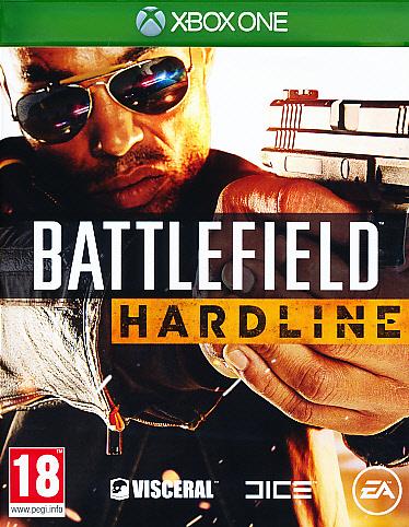 """Packshot for """"Battlefield Hardline XBO"""""""