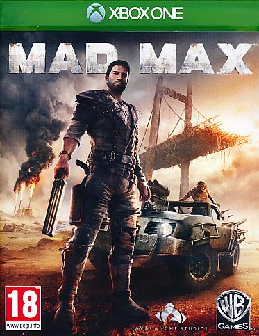 "Packshot for ""Mad Max XBO"""