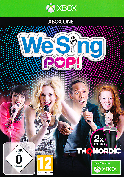 "Packshot for ""We Sing Pop 2 Mic Bundle XBO"""