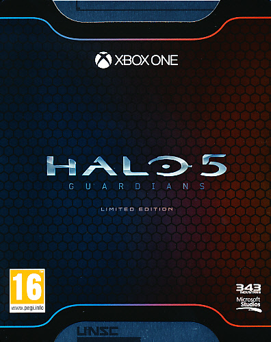 "Packshot for ""Halo 5 Ltd Ed. NORD XBO"""