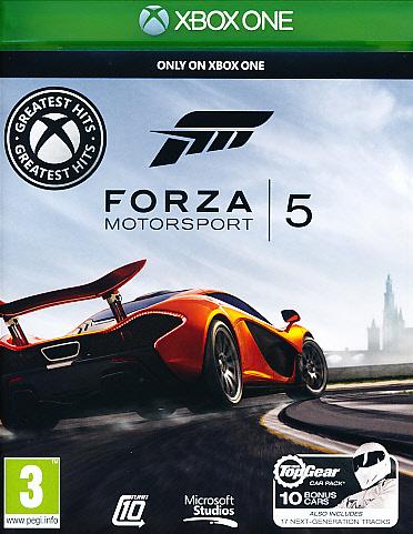 "Packshot for ""Forza 5 NORD XBO"""