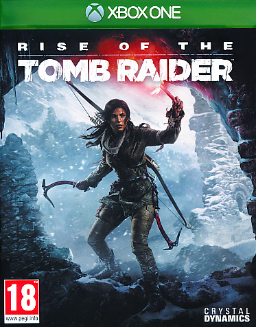 """Packshot for """"Rise of the Tomb Raider NORD XBO"""""""