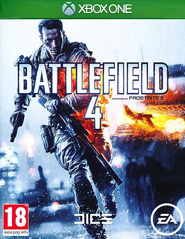 """Packshot for """"Battlefield 4 XBO"""""""