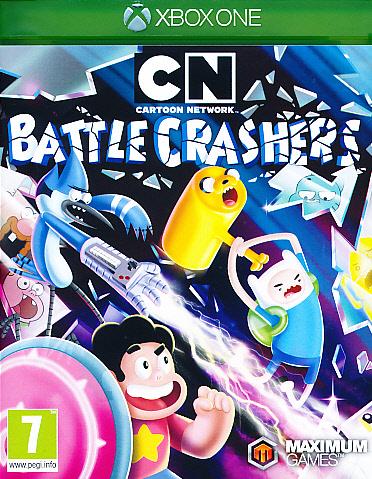 "Packshot for ""Battle Crashers Cartoon N XBO"""