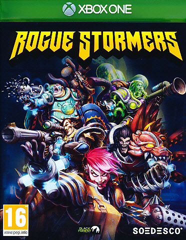 "Packshot for ""Rogue Stormers XBO"""