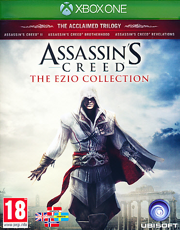 "Packshot for ""Assassins Creed Ezio Coll. NORD XBO"""