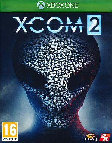 """Packshot for """"XCOM 2 XBO"""""""