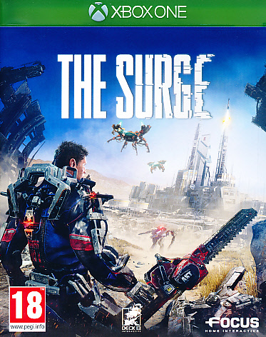 "Packshot for ""The Surge XBO"""