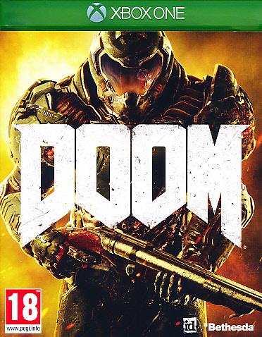 "Packshot for ""Doom UAC Pack XBO"""