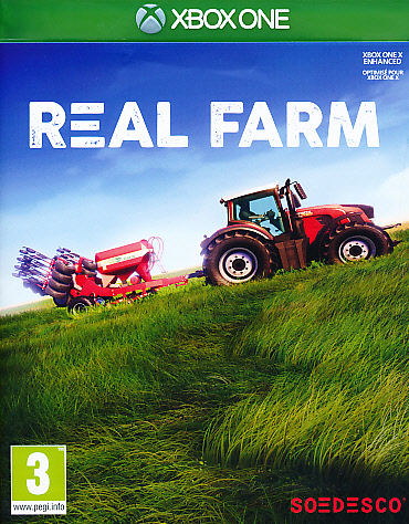 "Packshot for ""Real Farm XBO"""