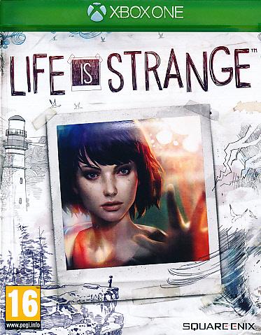 """Packshot for """"Life is Strange XBO"""""""