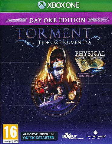 "Packshot for ""Torment Tides of Numenera Day 1 XBO"""
