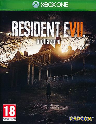 """Packshot for """"Resident Evil 7 Biohazard XBO"""""""