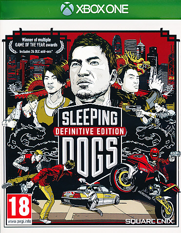 "Packshot for ""Sleeping Dogs Definitive Ed. XBO"""