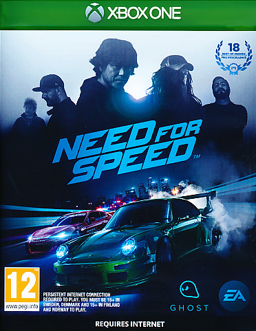"Packshot for ""Need For Speed NORD XBO"""
