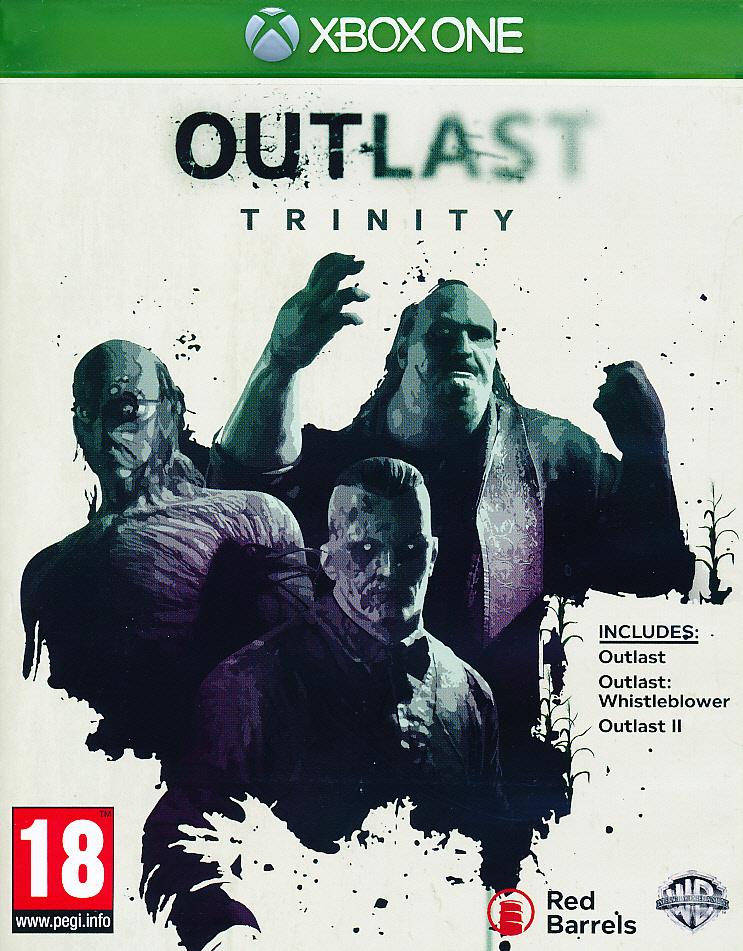 """Packshot for """"Outlast Trinity XBO"""""""